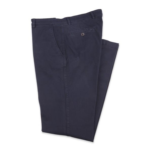 Pantalone Chino, Slim Fit, Navy